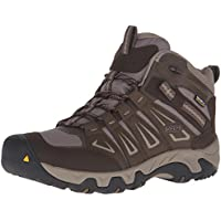 KEEN Men's Oakridge Mid WP Trekking and Hiking Shoes