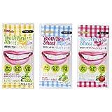 ピュアスマイル 歯磨きシート 全3種類 (アップルミント)