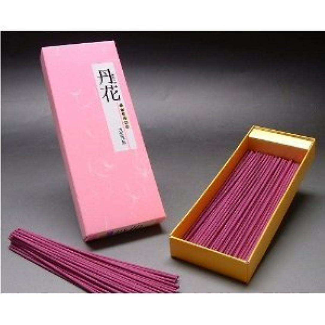 伝統レビュー見て大発のお線香 梅丹花(ピンク箱) TP-2