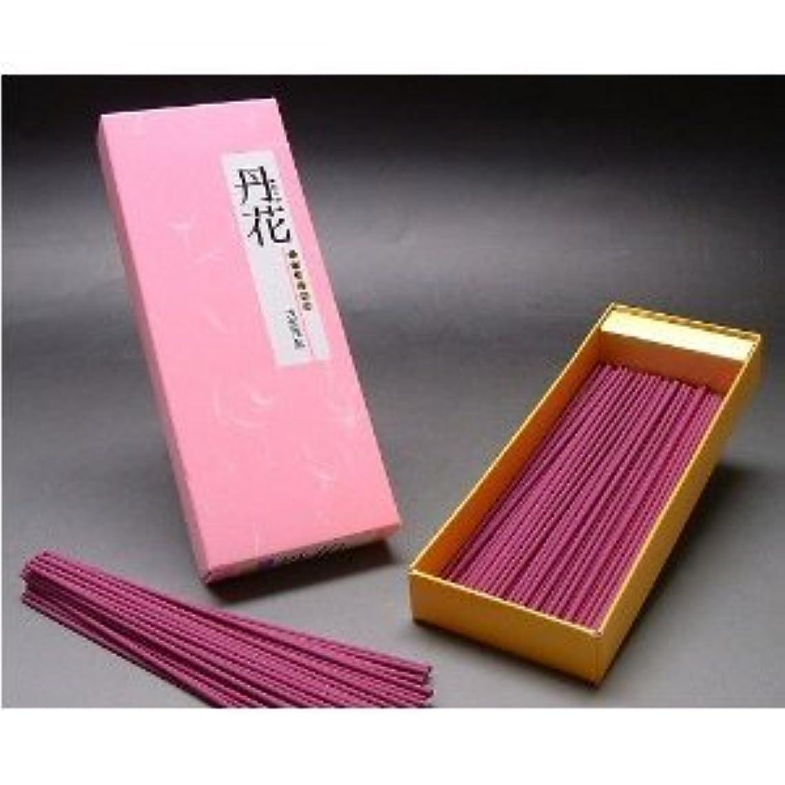 息切れ貸し手背が高い大発のお線香 梅丹花(ピンク箱) TP-2