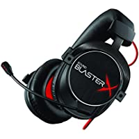 Sound BlasterX H7 Tournament Edition USBアナログ ゲーミング…
