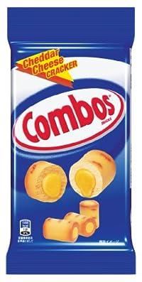 コンボス クラッカー チーズ味 38g×12個