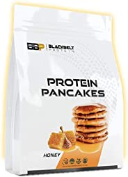 Blackbelt Protein Pancakes, Healthy & Guilt-free (Honey,