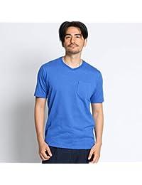 (タケオキクチ) TAKEO KIKUCHI サンホーキンドットVネックTシャツ [ メンズ Tシャツ カットソー ] 07034037