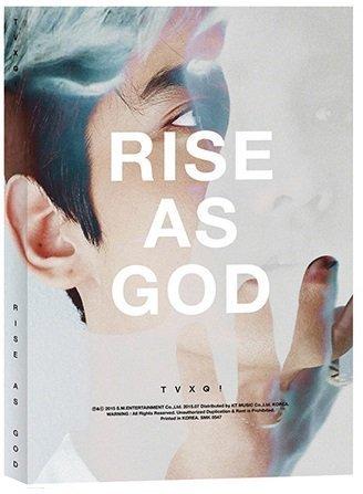東方神起 RISE AS GOD スペシャルアルバム 【 ホ...