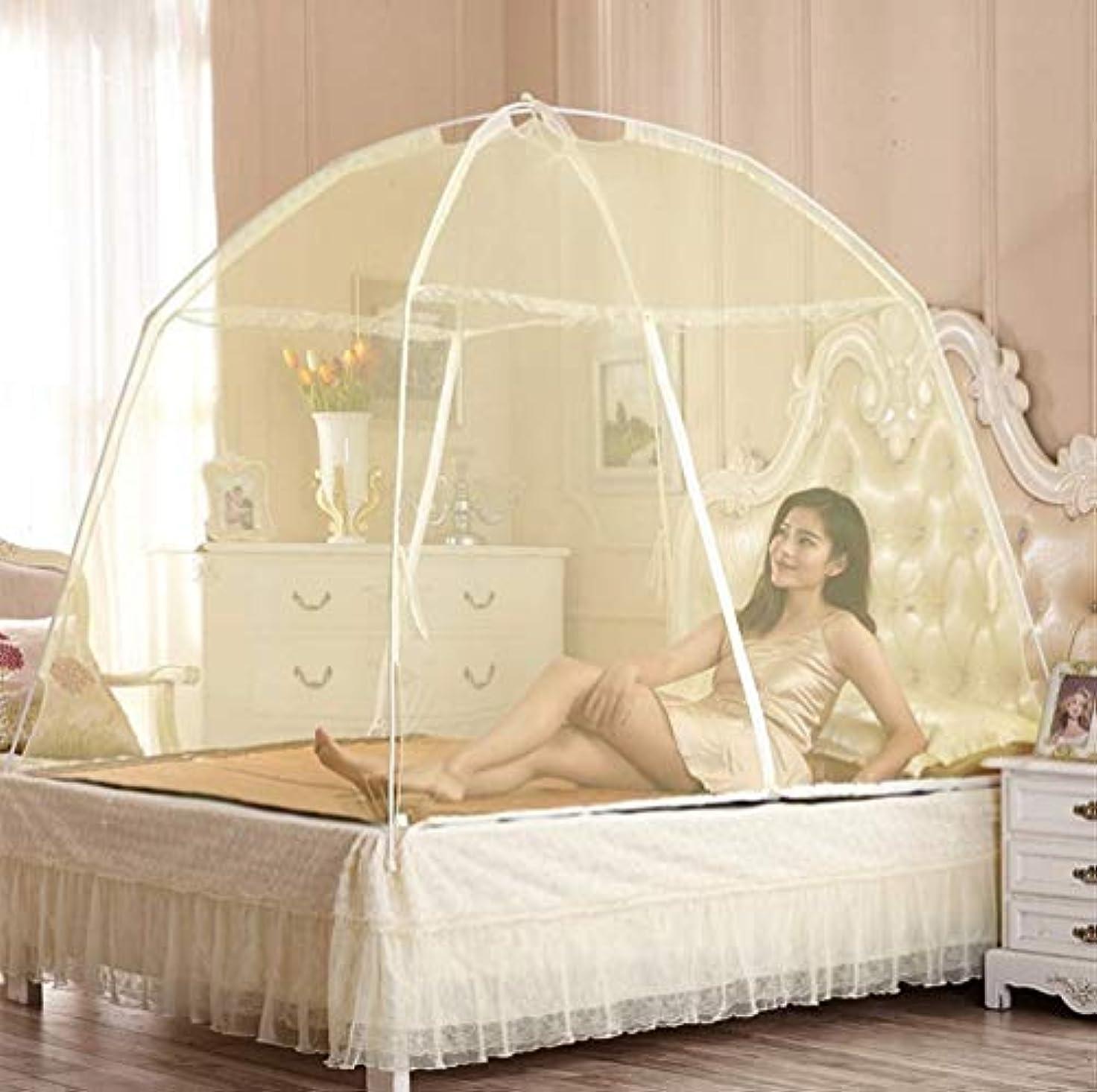印象的な書士アパートSHIJIAN 蚊帳ベッドキャノピー、プレミアムバグスクリーン忌避剤、ドームスクリーンネッティングカーテン、防虫忌避剤、虫よけマラリア対策