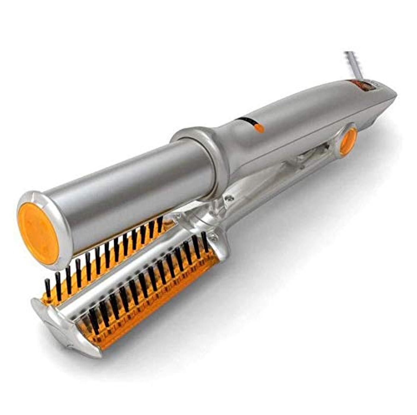 寄付するブレークポンペイウェットとドライストレートヘアアイロン自動恒温加熱髪スムーズ b1120 (Color : -, Size : -)