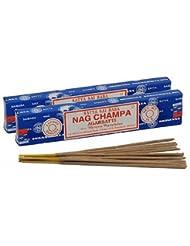 Satya Sai Baba Nag Champa Incense 180 gm ( 15g12 )