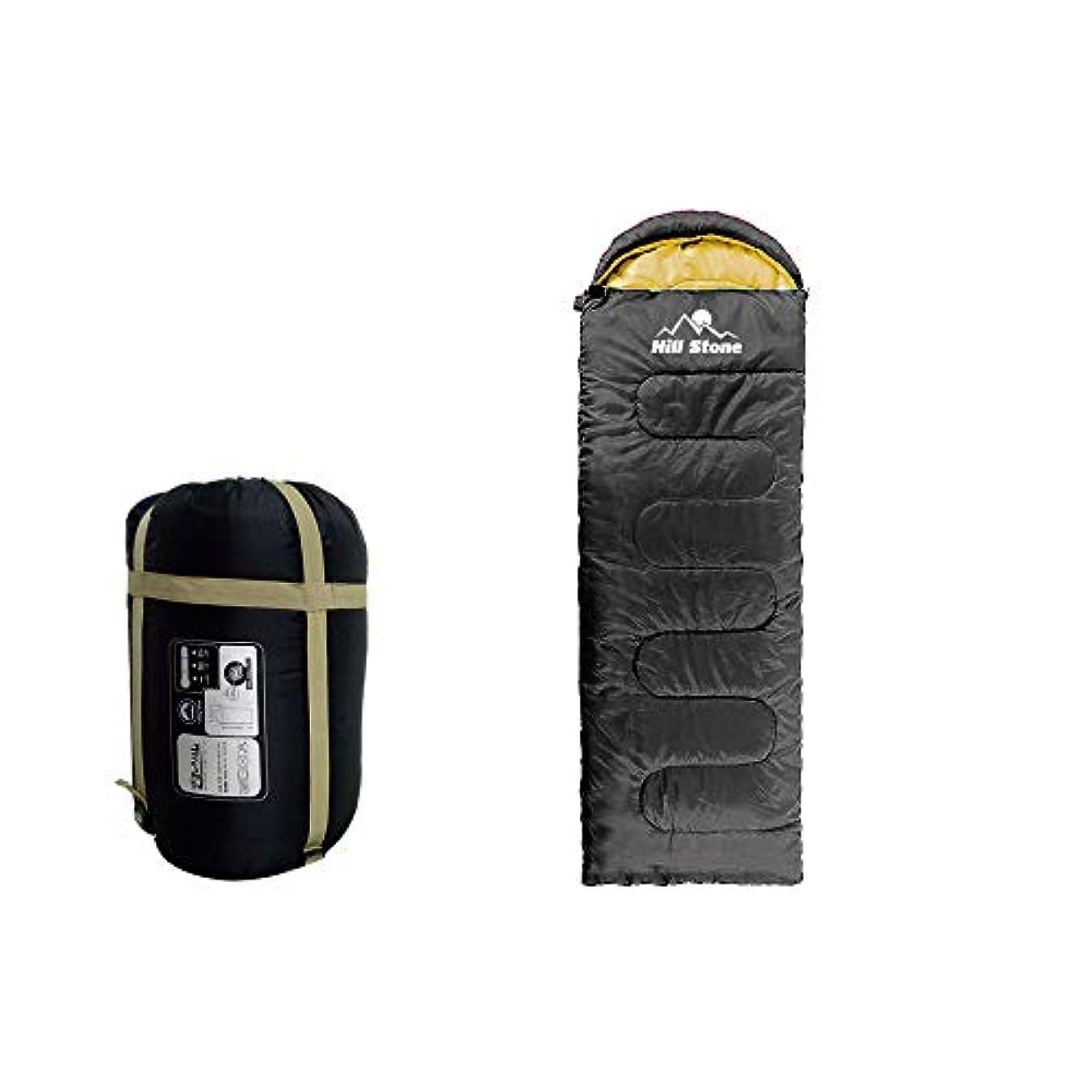 賞賛する汚染するペニーHewflit 寝袋 シュラフ 冬用 封筒型 1.95kg コンパクト 掛け布団 複数連結可能 収納袋付き 全5色 Rサイド/Lサイド選択可