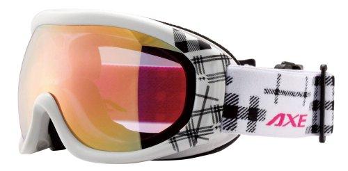 [해외] AXE(악세) 레이디스 스키・스노보드 고글 UV컷 AX600-WCM-