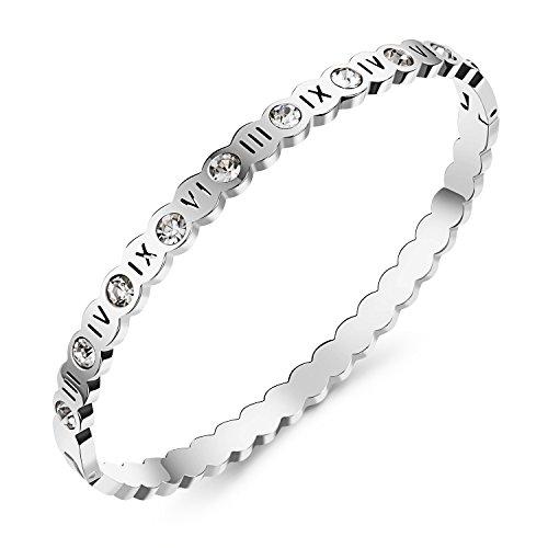 [해외]팔찌 여성 팔찌 패션 쥬얼리 친구 애인에게 최신 설계 극상의 빛을 연출 Starcock/Bracelet Women`s Bangle Fashion Jewelry Friends Lovers to Newest Design Directing Superb Sparkle Starcock