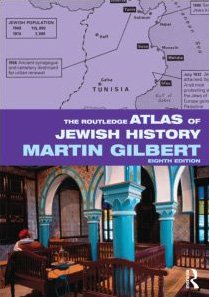 Download The Routledge Atlas of Jewish History (Routledge Historical Atlases) 0415558115