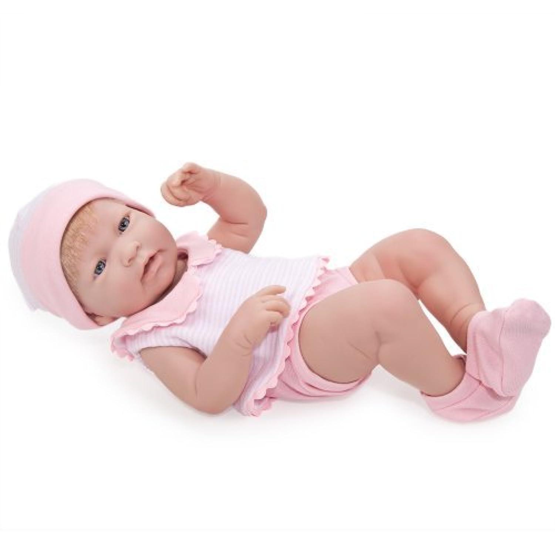 JC Toys La Newborn Girl, 17 Baby Doll by JC Toys