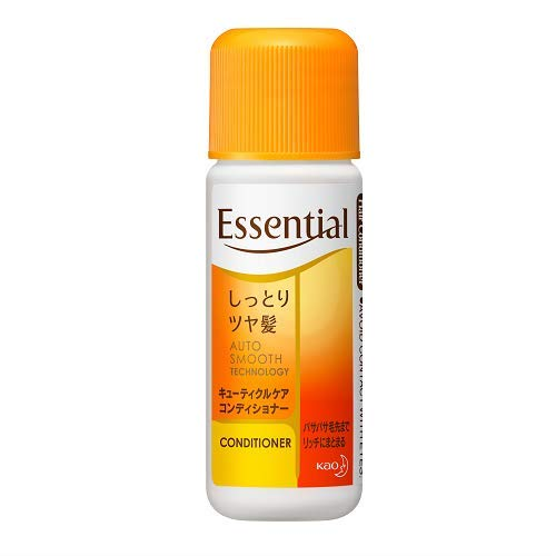 花王 エッセンシャル(Essential) しっとりツヤ髪 コンディショナー 業務用 ミニボトル 16mL×360個