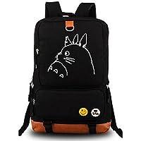 YOYOSHome Anime My Neighbor Totoro Cosplay Luminous Bookbag Backpack School Bag