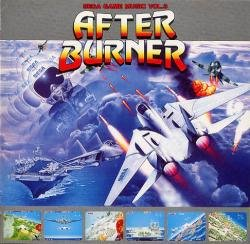 アフターバーナー セガ ゲーム ミュージック Vol.3