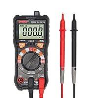 NancyMissY UA9233E 5999 LCDデジタルマルチメータAC/DCボルトDCアンプオーム抵抗連続性ダイオードhFE周波数テスタデータホールド
