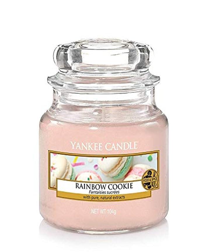 チャーミングブラジャー売るYankee Candle Rainbow Cookie Small Jar