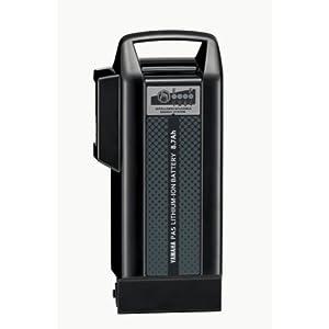 YAMAHA(ヤマハ) リチウムLバッテリー 8.7Ah X90-20 ブラック X90-82110-20