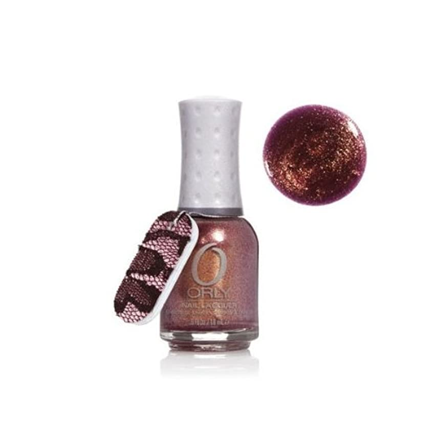 異邦人条件付き誠実Orly Nail Lacquer - Ingenue - 0.6oz / 18ml