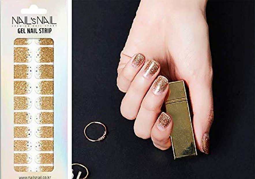 政策スツールイヤホン\貼るジェルネイル/Nail's Nail(ネイルスネイル) ジェルネイルストリップ 94