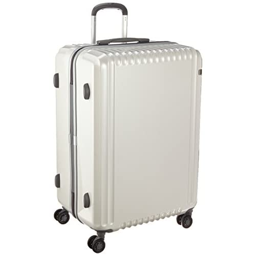 [エース] ace. スーツケース パリセイドZ 65cm 98L 4.6kg 双輪キャスター 無料預入受託サイズ 05585 06 (ホワイトカーボン)