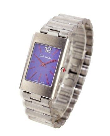 腕時計 レディース パープル文字盤 PS9BRV ポール・スミス