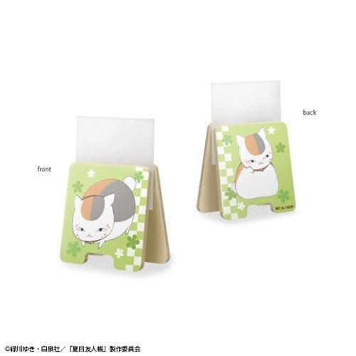 夏目友人帳 木製メモスタンド デザイン05 ( ニャンコ先生E )の詳細を見る