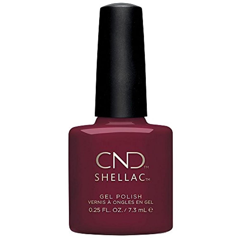 要求完璧概念CND Shellac - Bloodline - 7.3 mL / 0.25 oz