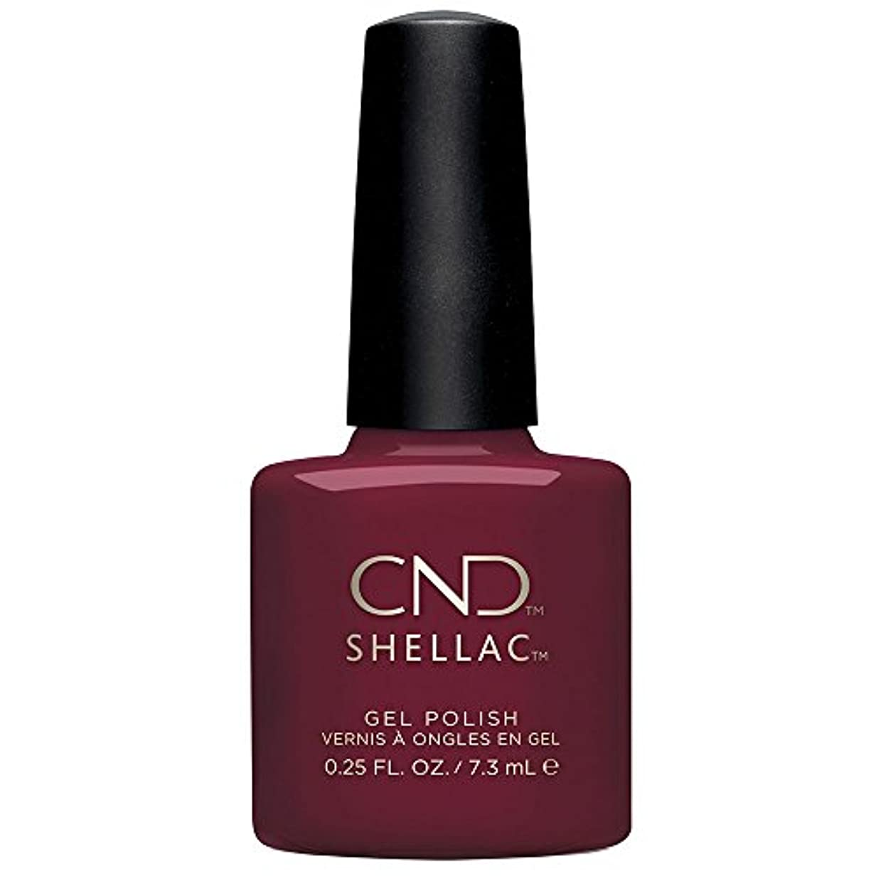 ペースト現代不格好CND Shellac - Bloodline - 7.3 mL / 0.25 oz