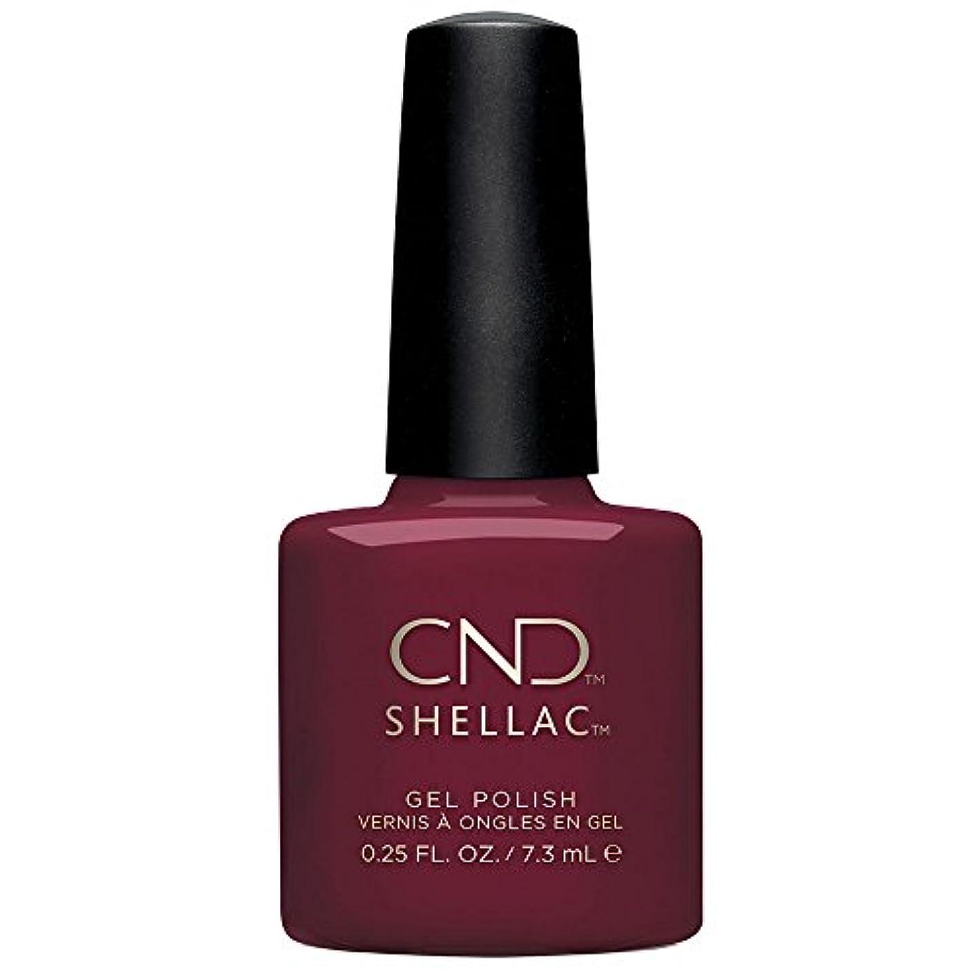 CND Shellac - Bloodline - 7.3 mL / 0.25 oz