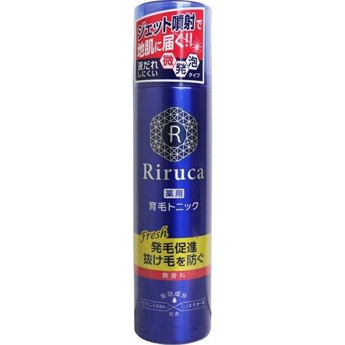 リルカ 薬用 育毛トニック 無香料(185g) 化粧品 ヘア...