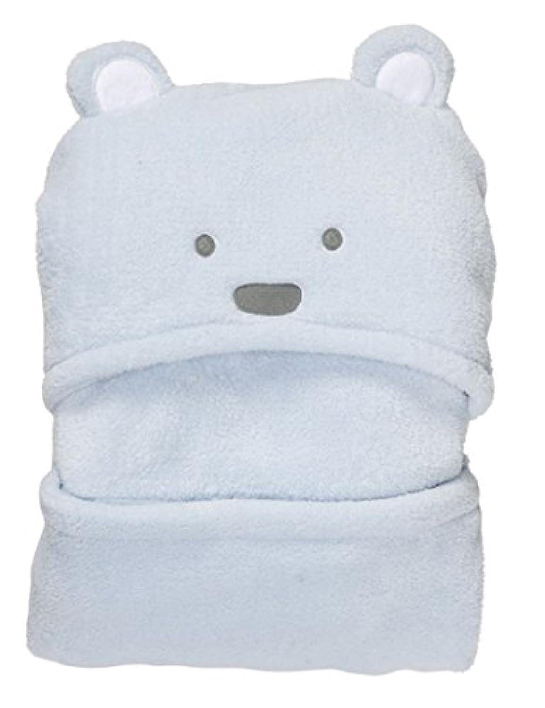 OSOGODE(オソグド)敏感肌 お風呂  贈り物 プール クマさん?アニマル フェイス タオル ベビー 赤ちゃん 自宅用 出産祝い 寝具