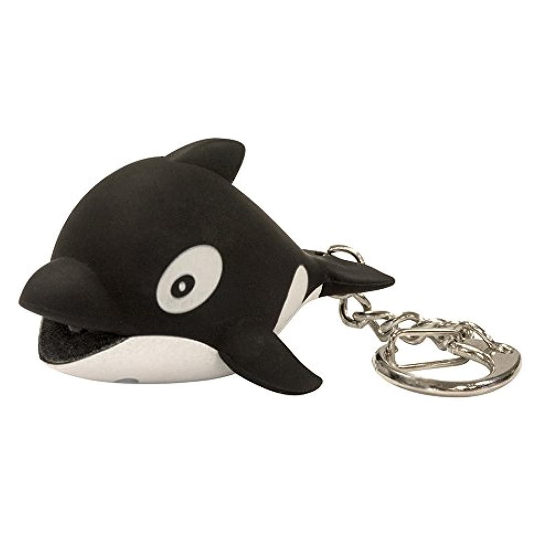 焦がす天チューインガムNITEIZE(ナイトアイズ) KeyGear クジラライト 35470