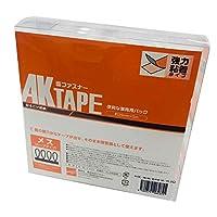 AKテープ粘着付メス 白 AK-06 25MMX5M アラコー