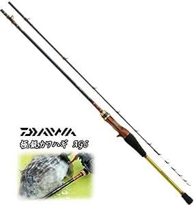 ダイワ(Daiwa) ロッド 極鋭 カワハギ AGS M-170A