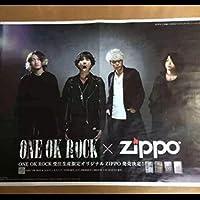【限定値下げ】ONE OK ROCK × zippo コラボ広告
