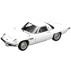 AUTOart 1/18 マツダ コスモ スポーツ (ホワイト) 完成品