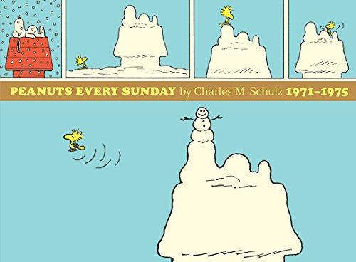 Peanuts Every Sunday Vol. 5: 1971–1975