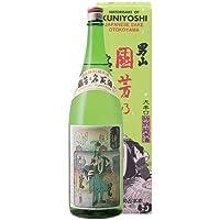 男山 国芳乃名取酒 1800ml [北海道]