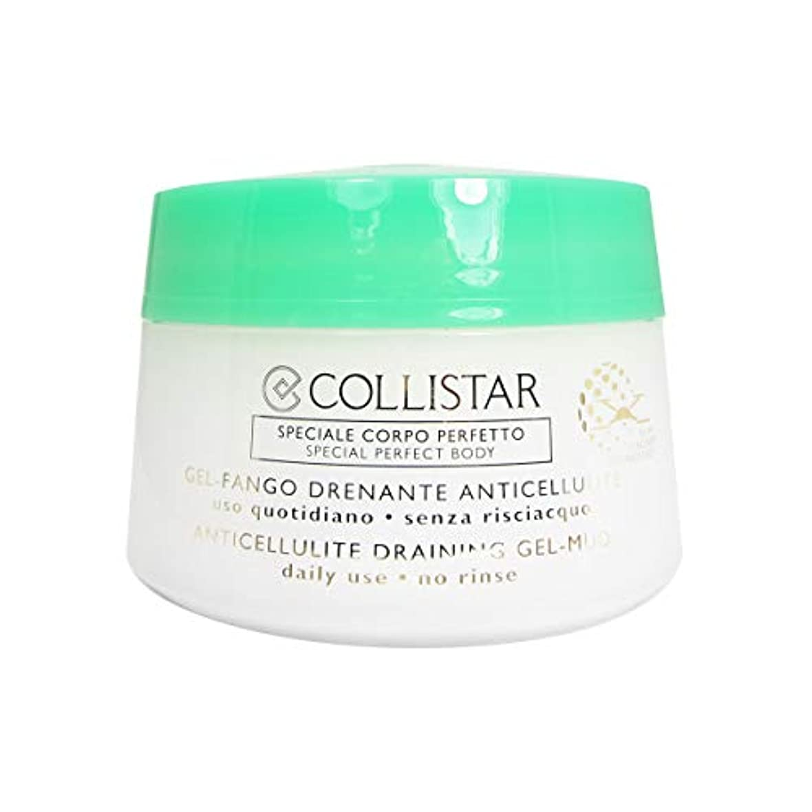 低いラベルジャングルCollistar Anti-cellulite Gel-sludge 400ml [並行輸入品]
