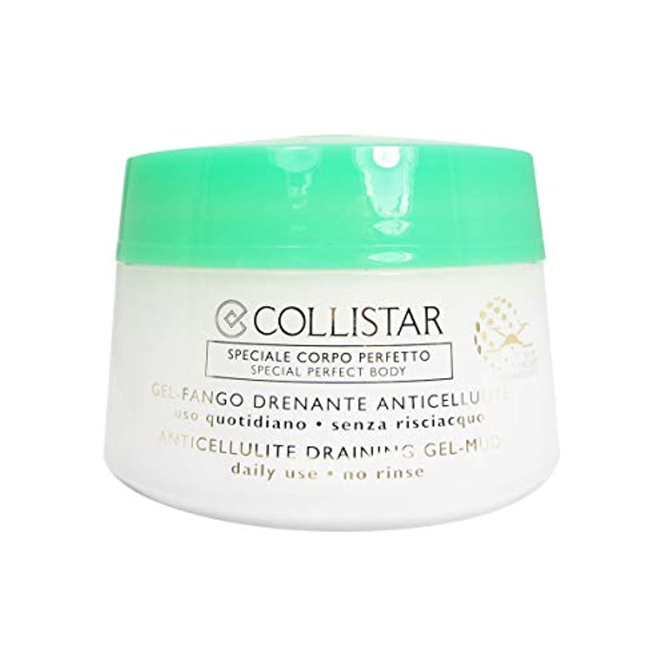ペイン医師簿記係Collistar Anti-cellulite Gel-sludge 400ml [並行輸入品]