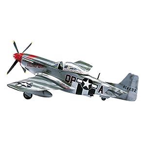 ハセガワ 1/32 アメリカ陸軍 ノースアメリカン P-51D ムスタング プラモデル ST5