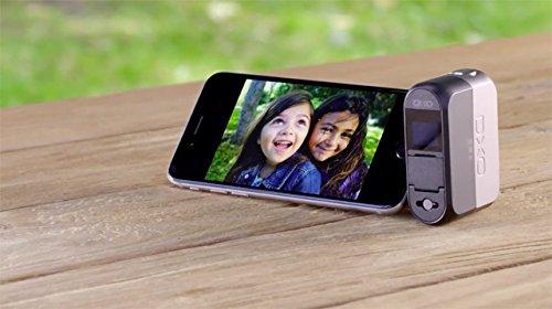 iPhoneを最強のコンデジに変えるDxO ONE