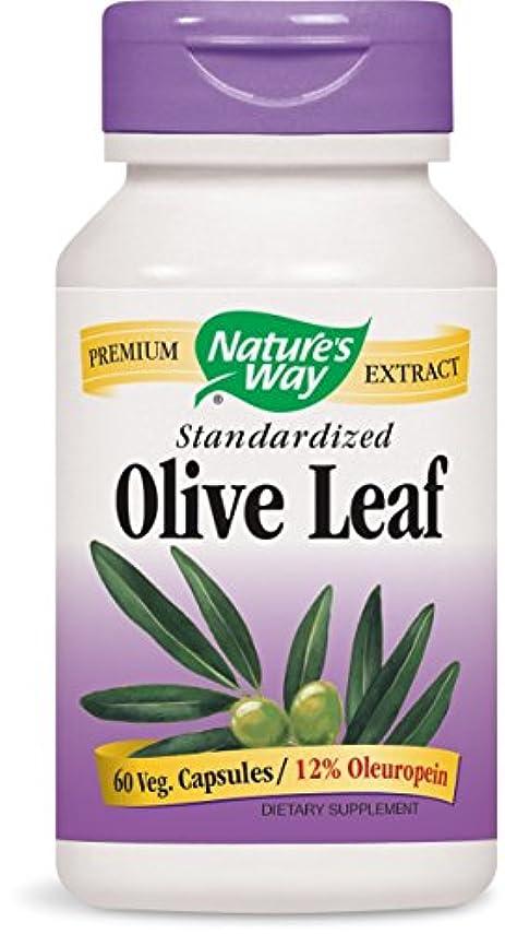 それからアパル小売海外直送品 Nature's Way Olive Leaf, EXTRACT, 60 CAP