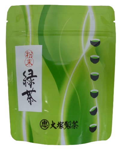 粉末緑茶 80g