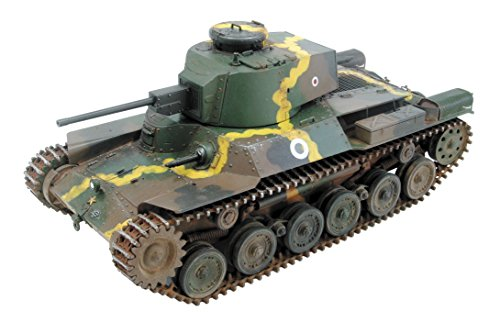 97式中戦車47ミリ砲装備 前期車体 (1/35 プラスチックモデルキット FM26)