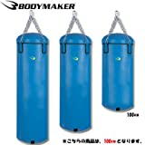 BODYMAKER(ボディメーカー) サンドバッグEX100 ブルー 10SBEX10BL