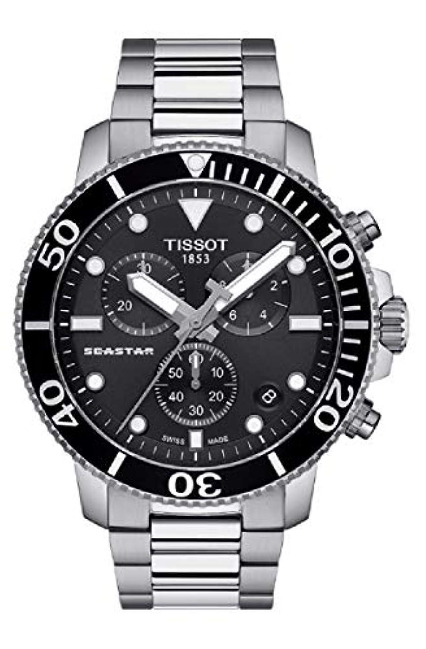 私たち自身ギター一般TISSOT (ティソ) T1204171105100 シースター 1000 Seastar 1000 クロノグラフ Chronograph メンズ [並行輸入品]
