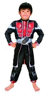 仮面ライダーウィザード DX変身スーツ キッズコスチューム 男の子